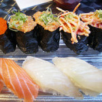 Recession Sushi at Sachiko's on Clinton – NYC