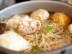 Wontons & Fried Fish Skin at Noodle Village – NYC