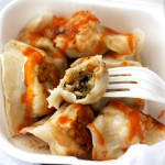 Fried Vegetable Dumplings at Prosperity – NYC