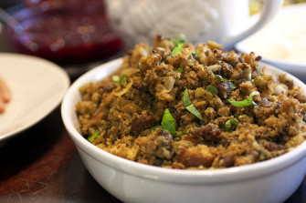 TDay Gluten-Free Stuffing – NYC