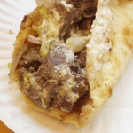 Lamb Pita at Kwik Meal – NYC