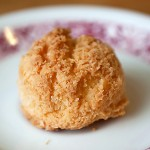 Coconut Balls at Lung Moon Bakery – NYC