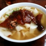 Roast Duck Noodle Soup at New Hon Wong &#8211; NYC