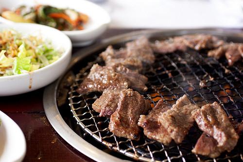 galbi @ dong bang grill