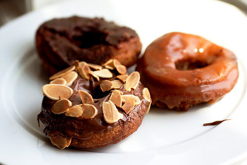 doughnuts @ brindle room