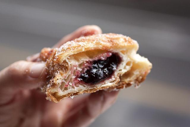 croissant donut @ donut pub
