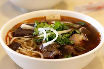 Noodles at Bun Bo Hue So 1 – LA