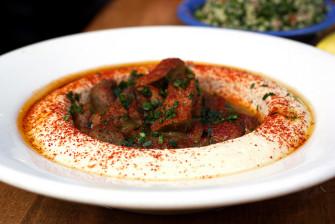 Healthy Eats at Hummus Place – NYC