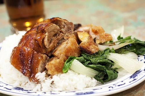 roast meats @ big hing wong