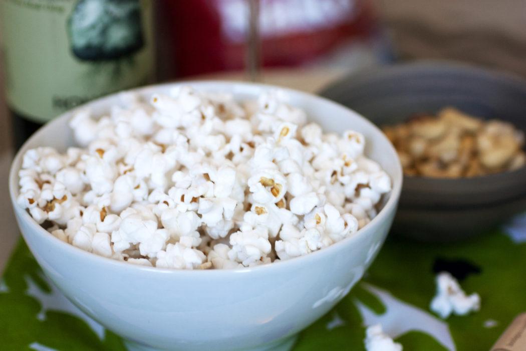 Nearly Naked Popcorn – Bionic Bites